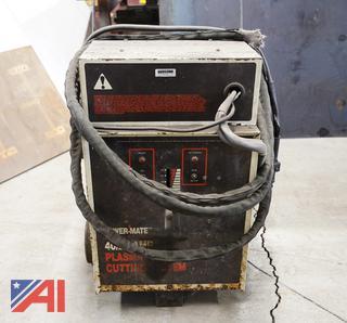 Power-Mate 40/20AMP Plasma Cutter