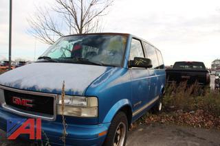1995 GMC Safari Van