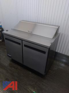 "Artic Air 48"" Sandwich Prep Unit"