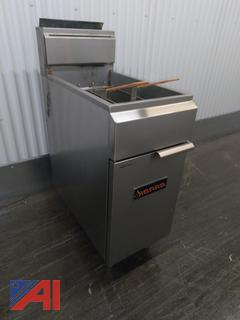 Sierra Gas Deep Fryer