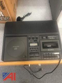 Listening Centers, Recorder and Cassette Player