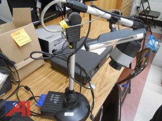 VCR, Optiflex, Docu Cameras and Mac Books