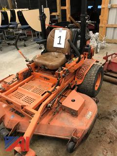 2007 Scag Turf Tiger O Turn Mower