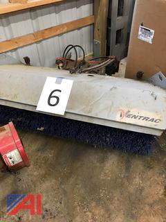 "Ventrac 58"" HB580 Power Broom"