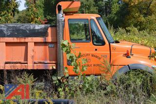 (#11) 2003 International 7300 Dump Truck with Plow