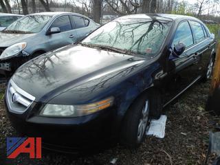 (#14) 2004 Acura TL 4 Door Sedan