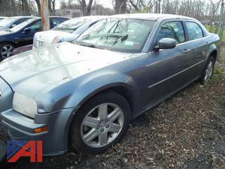 (#16) 2006 Chrysler 300 4 Door Sedan