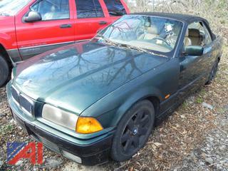 (#22) UPDATE: No Key 1999 BMW 323 2 Door Convertible