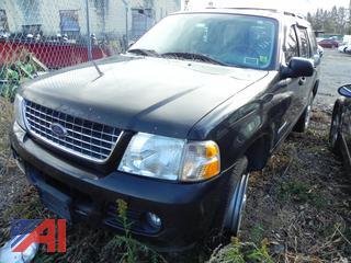 (#24) UPDATE: No Key 2004 Ford Explorer SUV