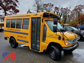 1998 Ford F350 Mini School Bus