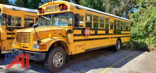 2001 International/Blue Bird 3800 School Bus
