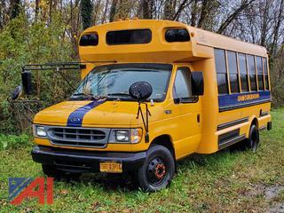 2001 Ford E450 Mini School Bus
