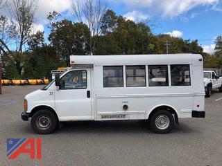 2000 Chevy C/T Van