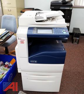 Xerox #WorkCentre 7120 Floor Copier