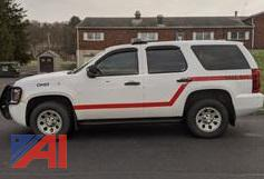 2008 Chevy Tahoe SUV/Emergency Vehicle