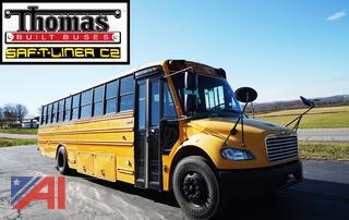 2011 Freightliner/Thomas C2 Full Size School Bus/46