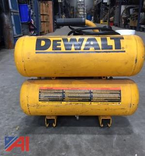 DeWalt Air Compressor-Class F