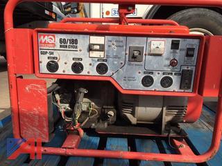 Multiquip 5000 GDP-5H Generator
