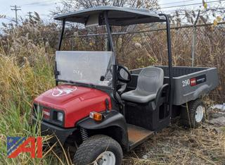 Toro Workman MDE 290 Utility Cart