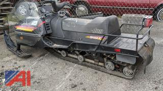 Ski-Doo SWT Snowmobile