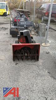 "Yard Machines 26"" Snow Blower"