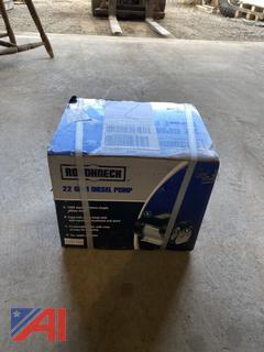 Roughneck Diesel Pump