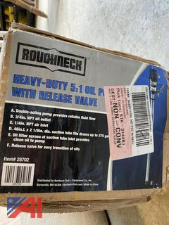 Roughneck Heavy Duty Drum Pump