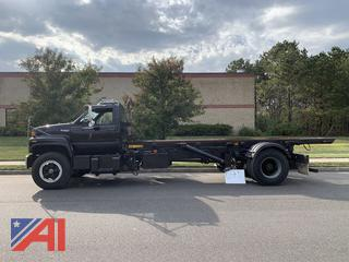 1994 GMC C7500 Roll Off Truck