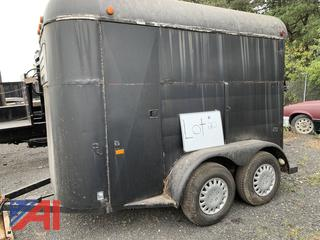 1985 Kings Horse Trailer