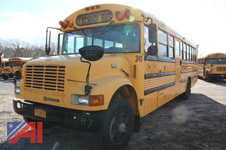 1998 International/Navistar 3800 School Bus