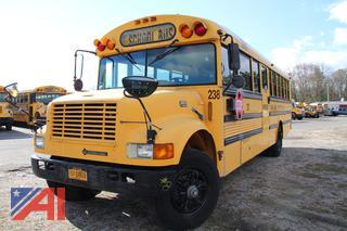 1998 International/Navistar 3800 School Bus