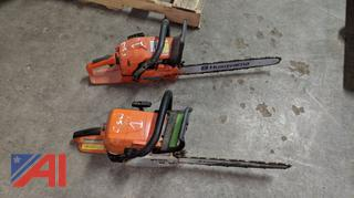 Various Chain Saws