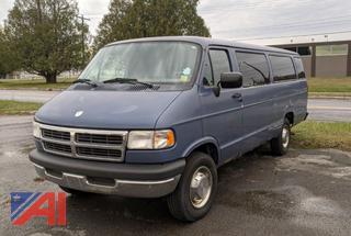 1996 Dodge Ram 3500 Van