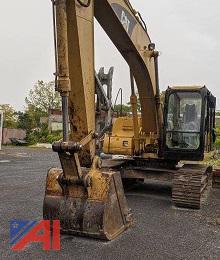 2000 CAT 320C Excavator