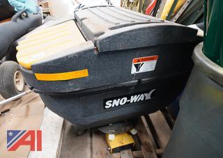 Sno-Way 12V Tailgate Salt Spreader