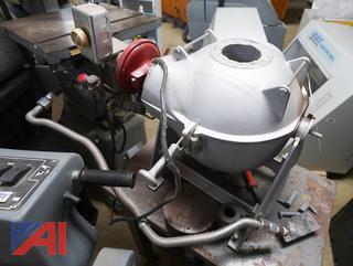 Mini Mite Melting Furnace/Foundry