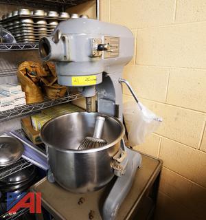 Hobart 20Qt Commercial Dough Mixer & Stand