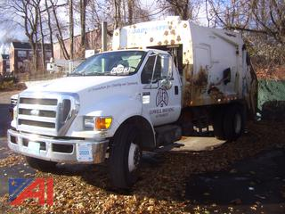 2010 Ford F650 Packer