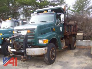 2000 Sterling L8511 Dump Truck