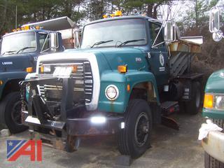 1995 Ford L8000 Sander Truck