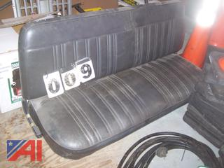 Ford Bench Seats