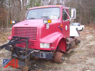 1990 International 7100 Chassis Cab