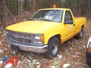 1997 Chevy C/K 1500 Pickup Truck