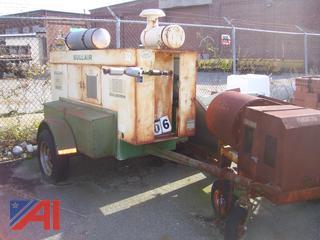 1979 Sullair 160 GPQ Air Compressor