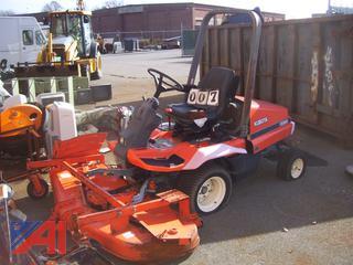 """Kubota 72"""" F2560E Mower"""