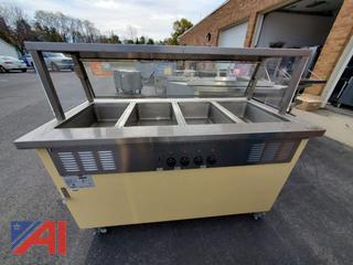Delfield Hot Food Serving Counter