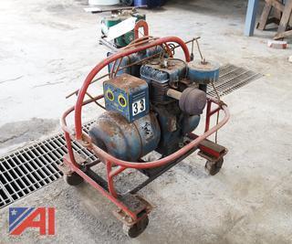 Winco 3500 Gas Generator