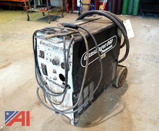 Panasonic Gunslinger 260 Mig/Stick Welder