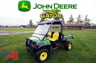 2012 John Deere 825E XUV Gator