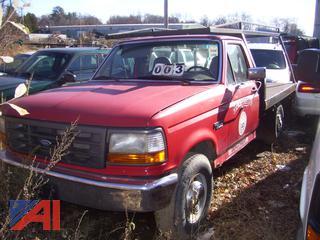 1997 Ford F350 XL Welding Truck
